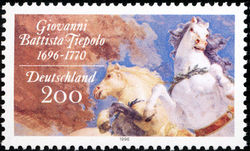 Stamp Germany 1996 Briefmarke Giovanni Battista Tiepolo.jpg