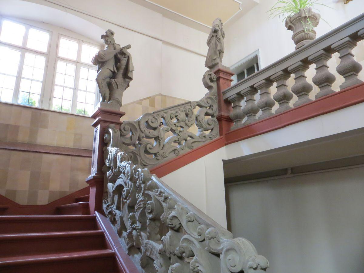 Fichtelscher Hof Treppenhaus Bronnbachergasse 8 02.jpg